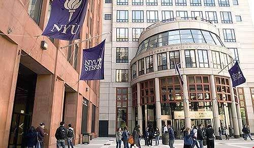 纽约大学(斯特恩商学院)