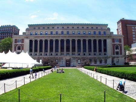哥伦比亚大学Columbia University (NY)