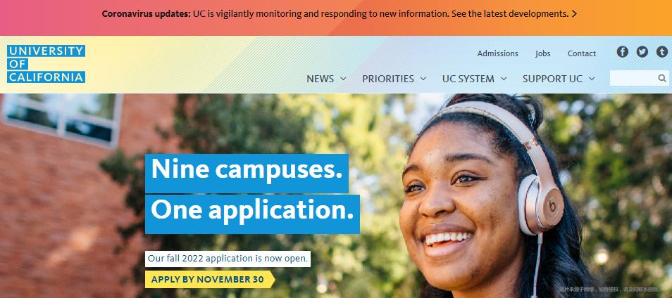 加州大学各分校新增与取消专业.png